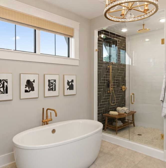 Escape to Your Master Bath