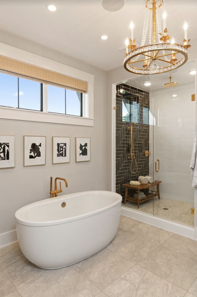 Escape To Your Master Bath Cincy Home Chic Home