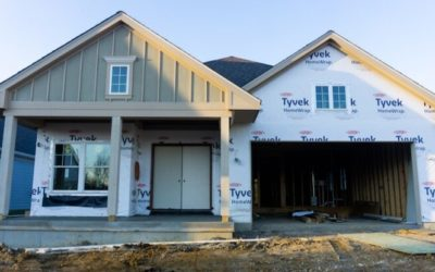 Four New Homes on Orchard Trail