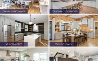 Dreaming of New Kitchen? Check Out Some of Our Favorites from Our Favorite Builders!