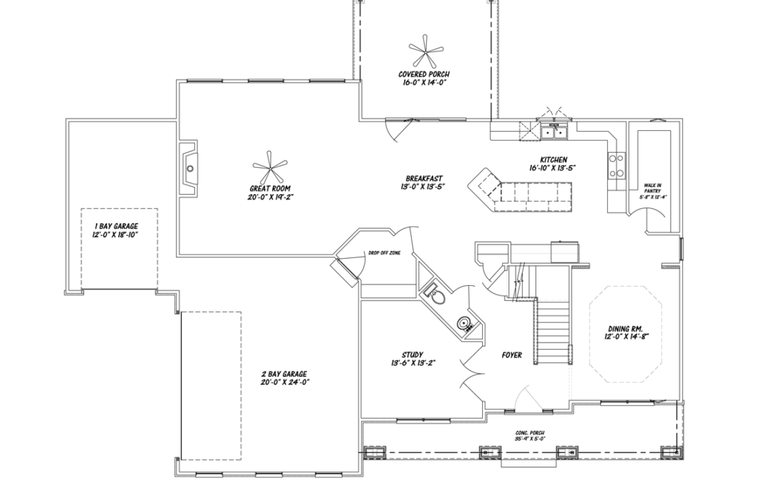 A Floor Plan That Has it All!