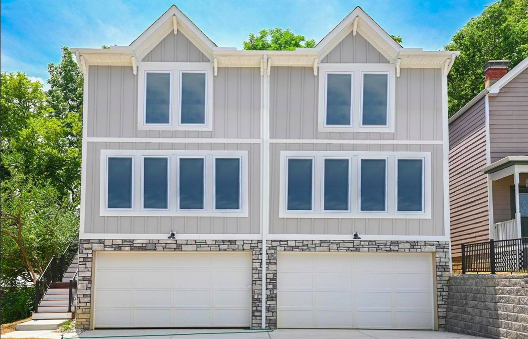 Side by Side Townhomes in Oakley: 3305 and 3307 Bach