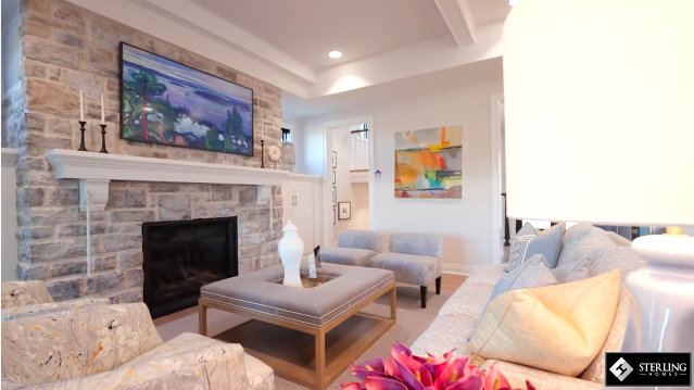Didn't make it out to Homearama? See the highlights of Sterling Homes 2 Homes